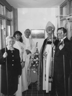 The Opening of the St Barnabas Centre